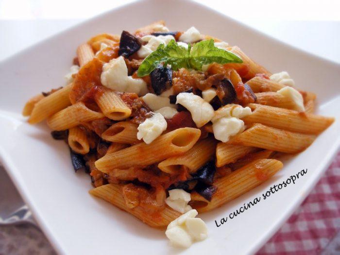 Pasta Alla Norma Rivisitata Ricetta Ed Ingredienti Dei Foodblogger