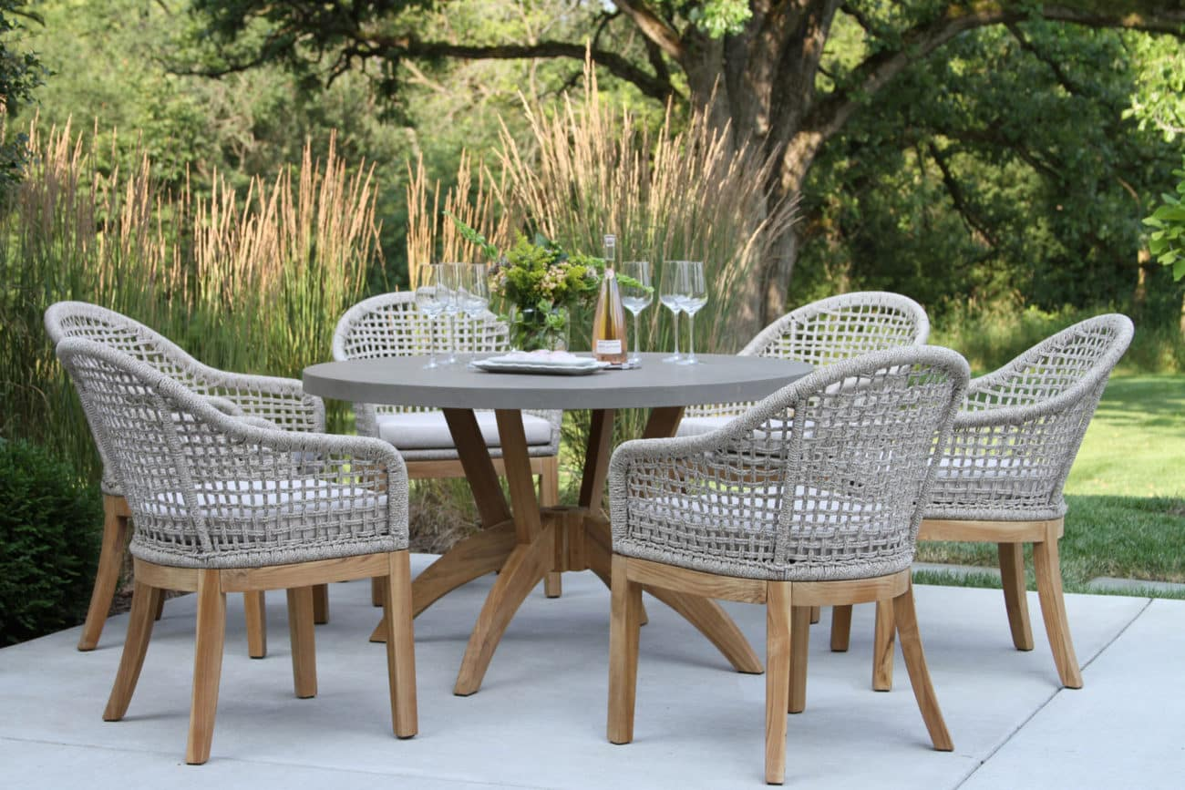 High End Outdoor Dining Sets Foodbloggermania It